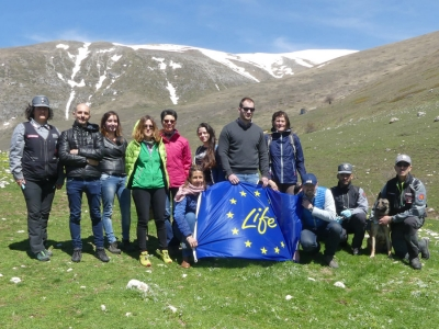 "LIFE PLUTO project is presented at the LIFE ""Nature"" Team of Hungary"